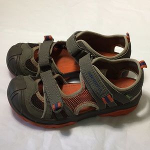 Boys 2W Hydro rapid Merrill sandals